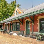 lakeshore railway building