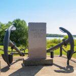 anchor at howard eaton reservoir