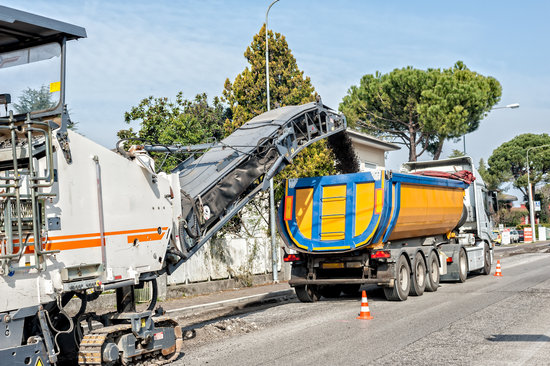 Milling and Paving Project Begins on Borough Streets